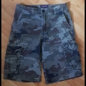 Cherokee Camouflage Shorts
